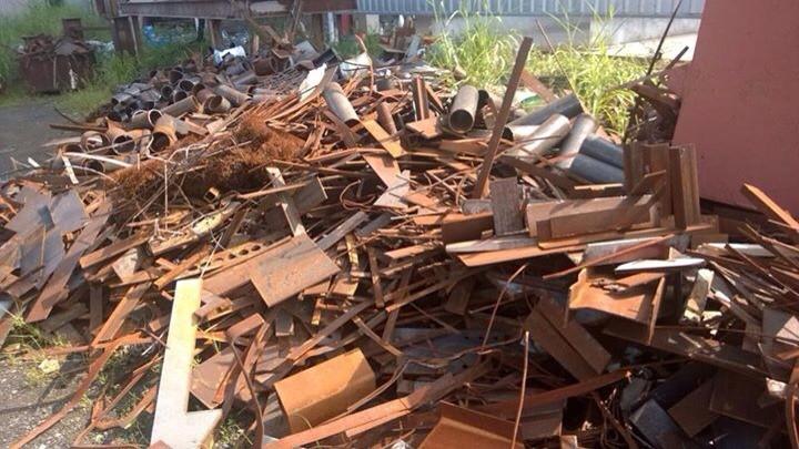 Thu mua phế liệu sắt thép đồng nhôm inox Quận Bình Thạnh, TPHCM