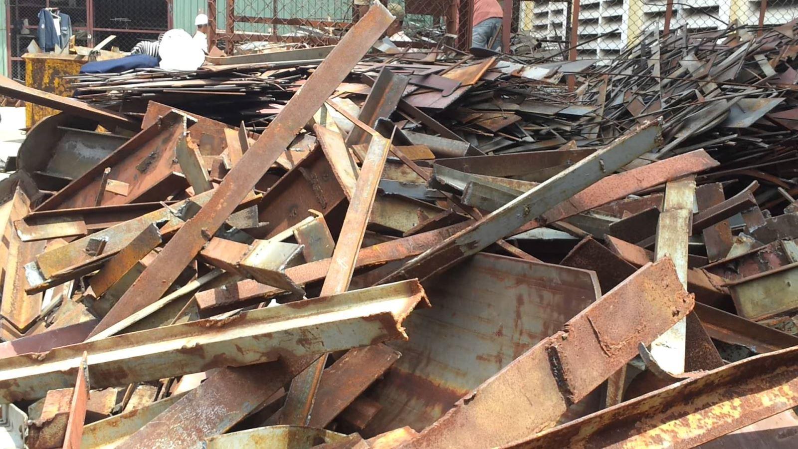 Thu mua phế liệu sắt nhôm inox đồng giá cao nhất tại Vũng Tàu