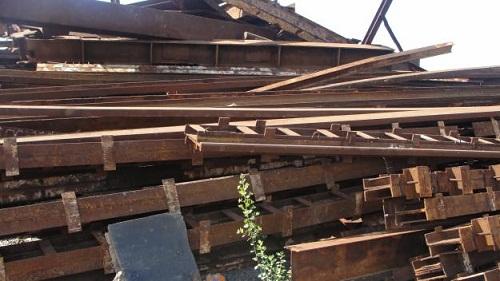 Thu mua phế liệu sắt thép giá cao tận nơi Quận 6, TP. HCM