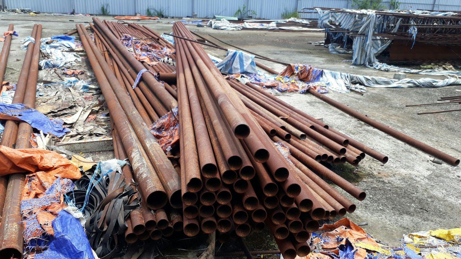 Thu mua phế liệu sắt thép gang nhôm đồng inox Quận 12 giá cao TP. HCM