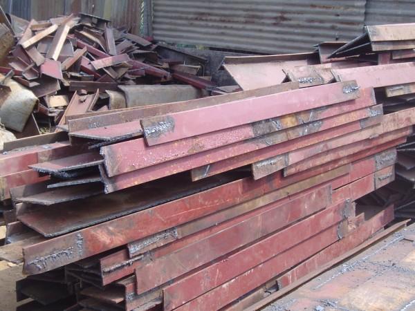Thu mua phế liệu sắt thép Huyện Bình Chánh