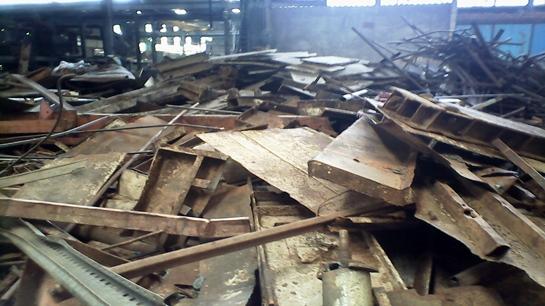 Thu mua phế liệu sắt thép Quận 1, TP. HCM
